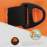 REXSONN® Ultra-Soft Hundegeschirr Softgeschirr Brustgeschirr Hunde Geschirr Sicherheitsgeschirr pet dog vest Harness - 7