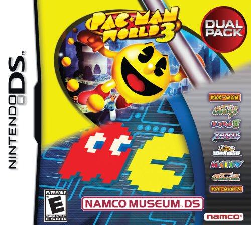 Namco Museum/PacMan World 3 Bundle - Nintendo DS
