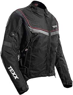 Jaqueta TEXX New Strike V2 Ld Feminina Preta E Vermelha M