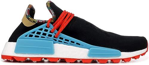 adidas NMD Solar Human Race Pharrell Williams Inspiration Pack Core Black EE7582 US Size 9.5