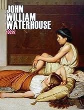 John William Waterhouse Calendar 2022: 2022 Agenda 12-Month Of Hot Sexy Ladies