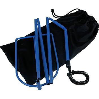North American Health + Wellness North American Healthcare JB5651 Cpap Hose Holder, Blue