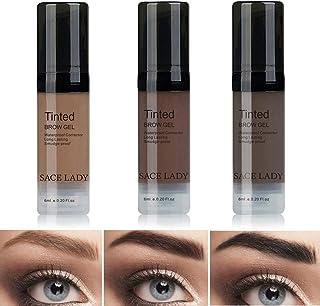 LADY Tintes para Cejas Permanentes de Maquillaje Natural