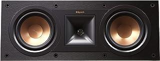 Klipsch Center Channel Speakers for All - Black - R-25C