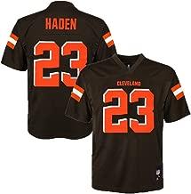 Joe Haden Cleveland Browns Brown #23 Kids 4-7 Mid-Tier Jersey