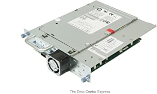 HP 695111-001 MLS Ultrium 3000 LTO-5 SAS tape library assembly - 3TB compressed capacity, 1TB/hr compressed transfer rates, Linear Tape File System (LTFS), and AES 256-bit hardware encryption (Option BL540B)