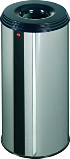 Hailo Germany - Profiline Safe Xl - 45 Litre - Stainless Steel - Hlo-0950-022 - Silver