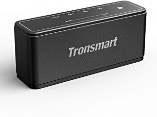 Tronsmart Mega Dual-Driver Portable Wireless with Built-in Mic Bluetooth Speaker