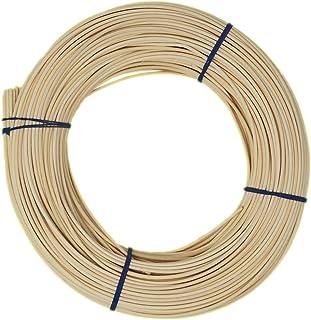 500g Rotin naturel ruban bleu meilleure qualité différents diamètres (3,0mm)