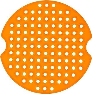 BESTonZON 1 tapis de cuisson perforé en silicone anti-adhésif pour friteuse (orange)
