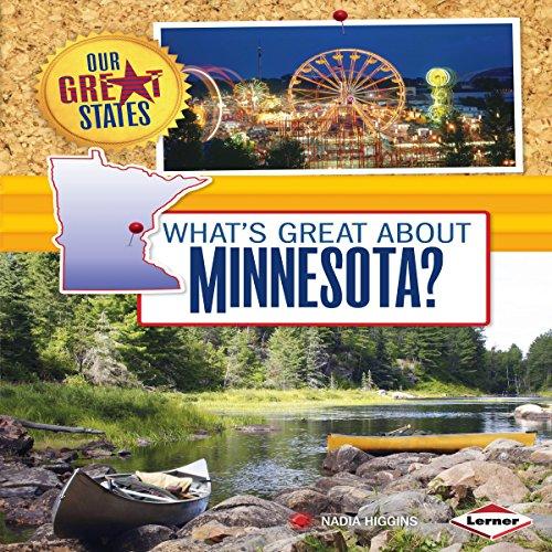 What's Great About Minnesota? copertina