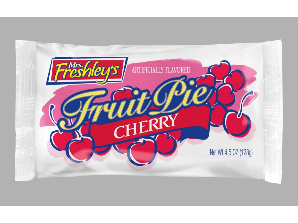 5 popular Mrs.Freshleys Cherry Pie Snack 4.5 48 case. Ounce per Low price --