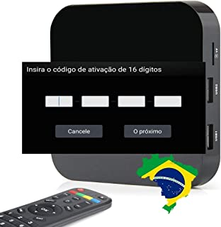 HTV 1 2 3 5 / A1&A2&A3 / IPTVKINGS/Brazil Box/Super Brazil IPTV Brazil Subscription 16-Digit Renew Code with Magic Keys Free 1 Extra Month and Free Remote