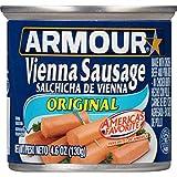 Armour Vienna Sausage, Original, 4.6 oz