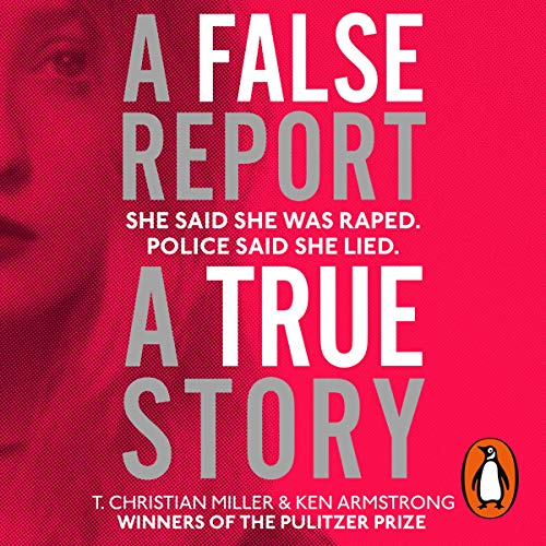 A False Report  By  cover art