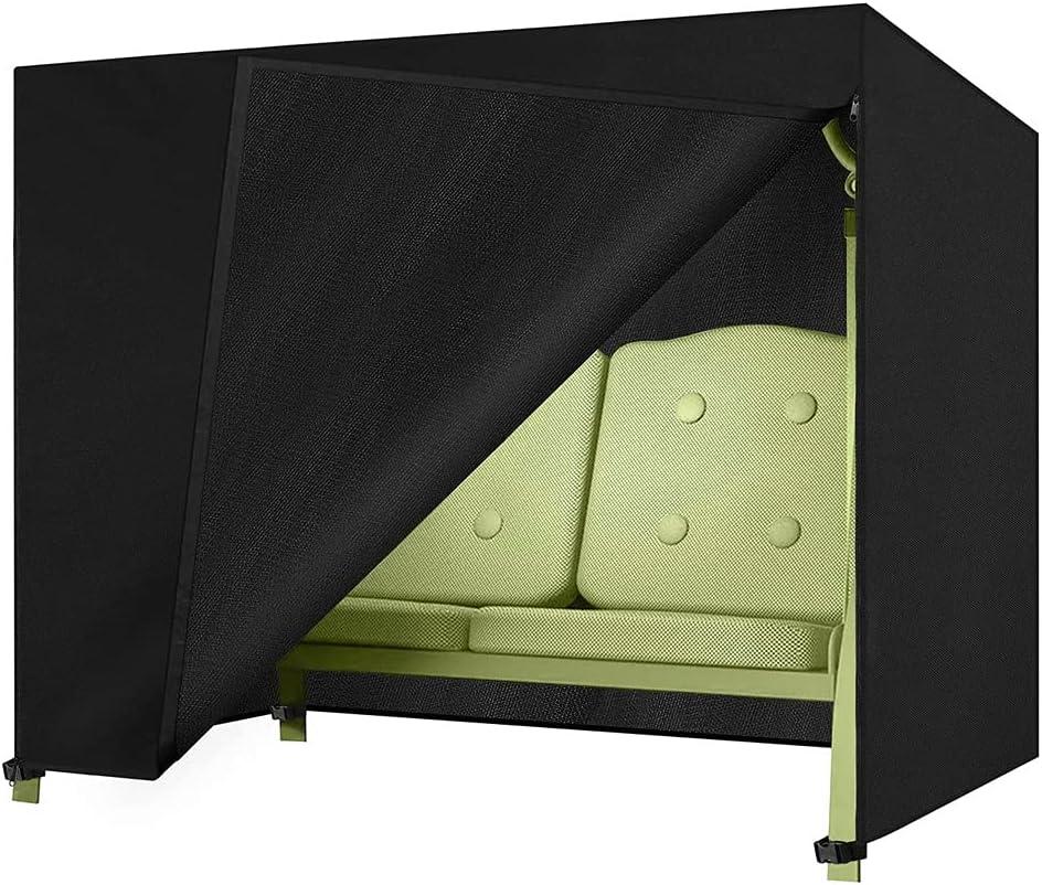 Garden Swing Ranking TOP10 Cover Regular store Hammock Anti-UV Du Windproof Waterproof