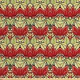 Lunarable Batik-Stoff von The Yard, asiatische