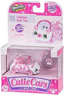Shopkins Cutie Cars #15 Lollipop Soft Top with Mini Shopkin Exclusive