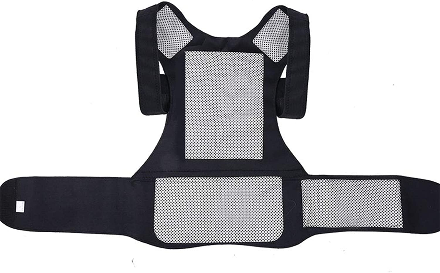 Shoulder Predection from The Heat to Keep Warm Health Magnetic Therapy Magnet Heat to Relieve Pain Black