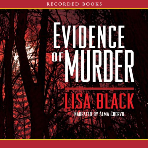 Evidence of Murder audiobook cover art