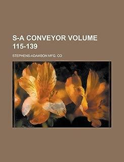 S-A Conveyor Volume 115-139