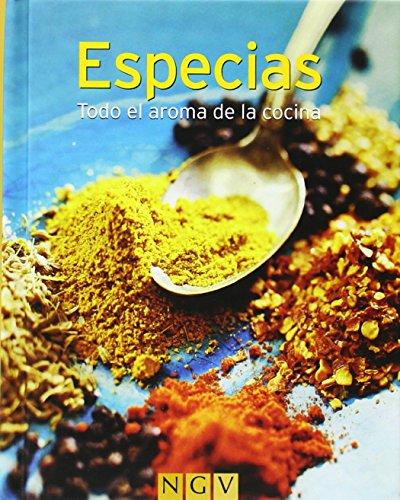 Especias. Mini Libros De Cocina