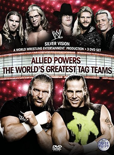 WWE - Allied Powers World's Greatest Tag Teams [3 DVDs]