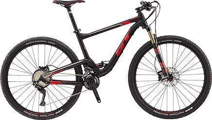 GT 725377M60MD Bicicleta, Unisex Adulto, Negro, M