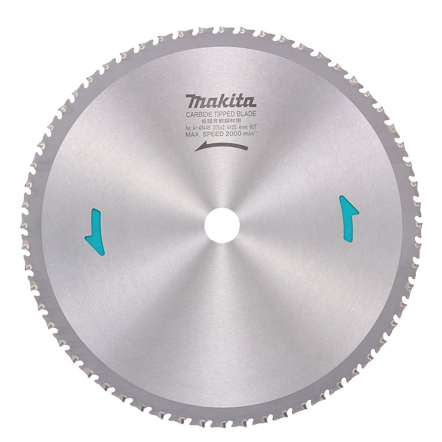 比喩起きる落胆させるマキタ(Makita) チップソー 低騒音軟鋼材用 外径305mm 刃数60T A-48446