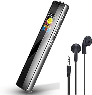 Verborgen digitale spraak-audiorecorder polshorloge, digitaal dicteerapparaat, ruisonderdrukking met grote capaciteit mult...