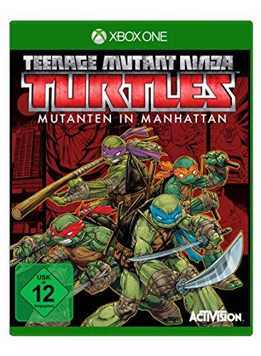 Teenage Mutant Ninja Turtles: Mutanten in Manhattan [Importación alemana]
