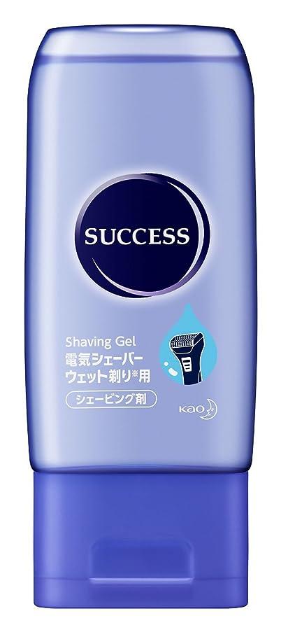 【花王】サクセス ウェット剃りシェーバー専用ジェル 180g ×5個セット