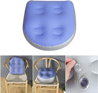 Teekit SPA Booster Seat Back Inflatable Massage Cushion Pad for Adults SPA Hot Tubs