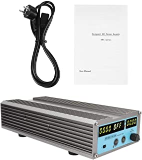 Digital Power Supply, Portable Automatic Measurement DC Power Supply, With Test Function Anti-Burn For Automotive(European...