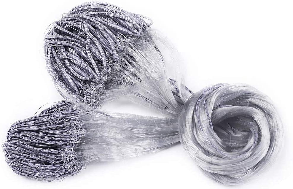 Lawaia Fishing Nets Nylon Monofilament Fishin Mesh Handmade Hole free Max 79% OFF shipping