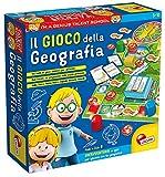 Lisciani Giochi Giro Geo Giochi Educativi, Multicolore, 48908...