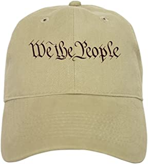 CafePress We The People Cap Baseball Cap