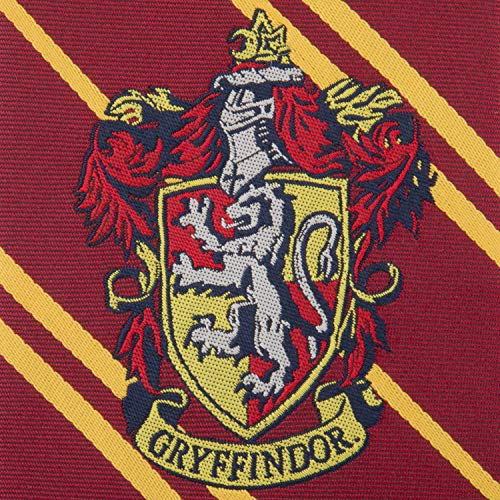 Cinereplicas Harry Potter - Corbata Tejida Kid Gryffindor ...