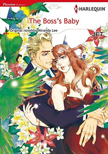The Boss's Baby: Harlequin comics (English Edition)