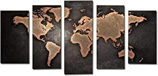 World Maps Painting Wall Poster Art Painting Modern Decorative Painting Unframed 11041 Wall Picture For Living Room