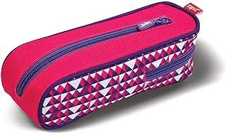 ZIPIT Davis Pencil Case, Pink