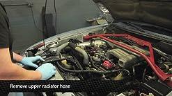 HVAC Heater Hose-Molded Coolant Hose Gates 51475 fits 99-02 BMW Z3 2.5L-L6
