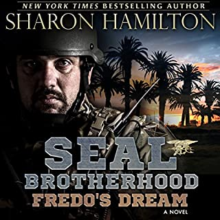 Fredo's Dream audiobook cover art