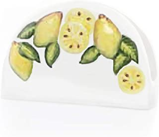 Lemon Design Napkin Holder - Vintage Style Napkin Holder