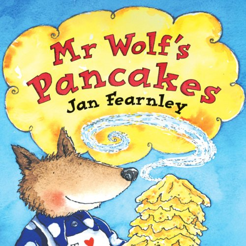 Mr Wolf's Pancakes cover art