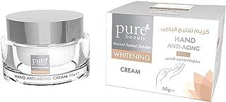 Pure beauty Whitening Anti Aging Hand Cream - 50g