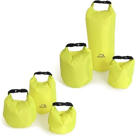 5Pcs Waterproof Dry Bag Sack for Canoe Kayak Camping Cycling Fishing Sailing