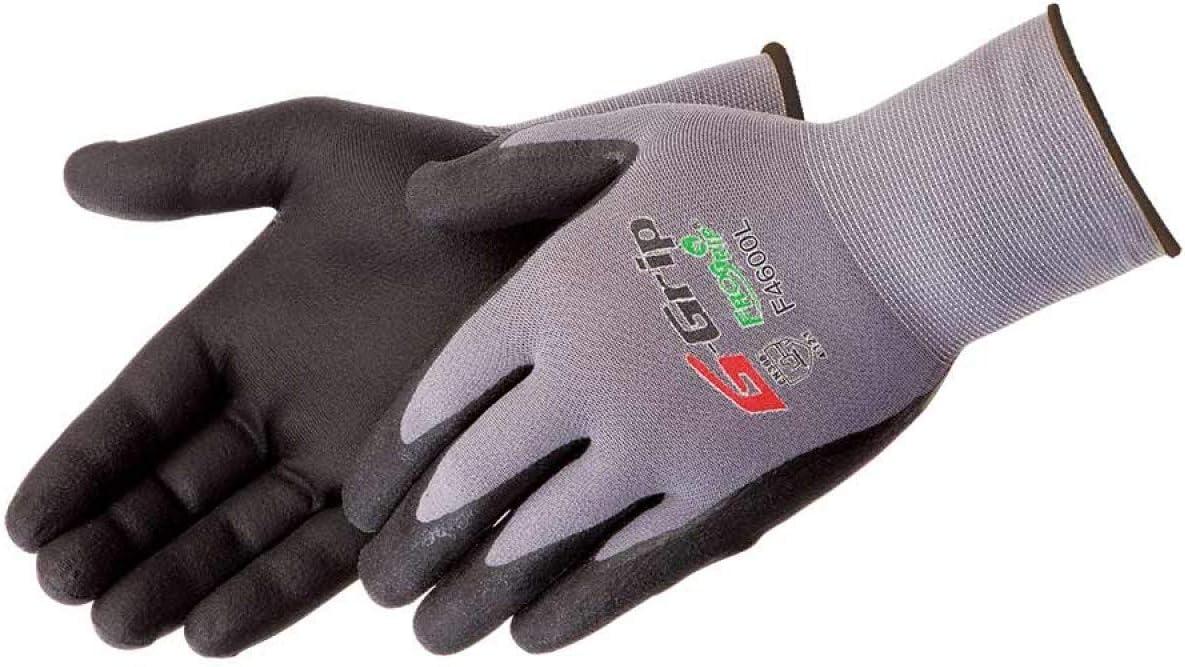 G-Grip Micro-Foam Palm Coated Nitrile Genuine Glove MD 12 Max 51% OFF 15 pr Gauge