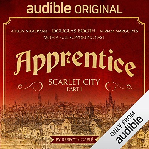 Apprentice - Scarlet City - Part I Titelbild