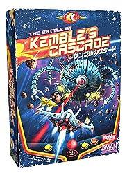 ボードゲーム「ケンブルカスケード」日本語版発売